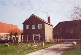 Foto 1: Vakantiehuis Langeweg 2A Aardenburg Zeeland