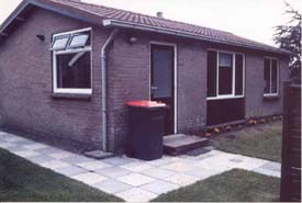 Foto 1: Vakantiehuis Dreef 21 Burgh-Haamstede Zeeland