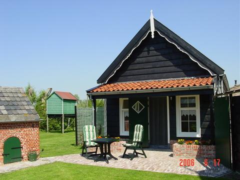 Foto 1: Vakantiehuis Braamweg 1 Koudekerke-Dishoek Zeeland