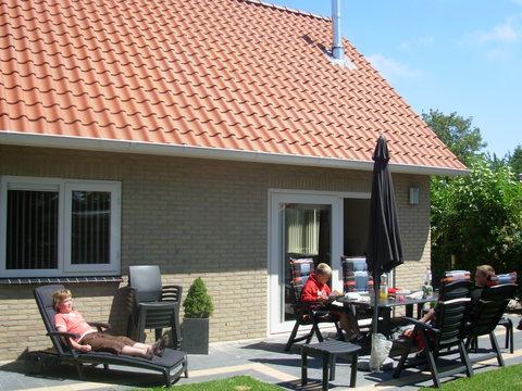 Foto 1: Vakantiehuis Hogeweg 90//Elfenpad 9 Burgh-Haamstede Zeeland
