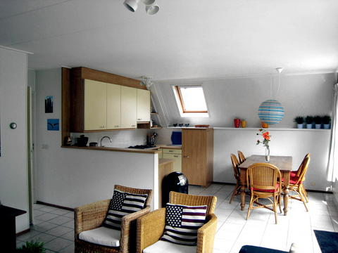 Foto 2: Vakantiehuis Burgvliet 110 Oostkapelle Zeeland