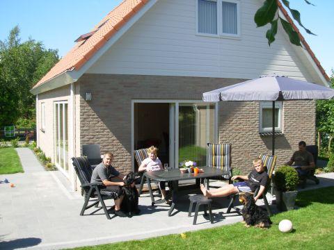 Foto 1: Vakantiehuis Inlaag 27 Wolphaartsdijk-Oud-Sabbinge Zeeland