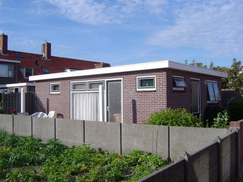 Foto 1: Vakantiehuis d Arke 6 Westkapelle Zeeland
