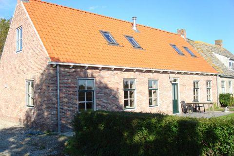 Foto 1: Vakantiehuis Westhovenseweg 3 Aagtekerke Zeeland