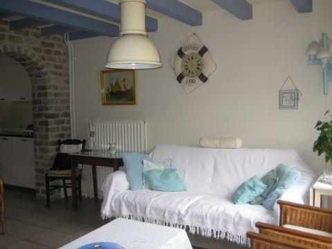 Foto 1: Vakantiehuis Nieuwe Sluisweg 6A Breskens Zeeland