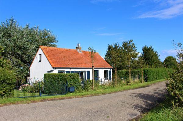 Foto 1: Vakantiehuis Henricusdijk 3 Oostburg Zeeland