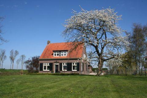 Foto 1: Vakantiehuis Statendijk 2a IJzendijke Zeeland