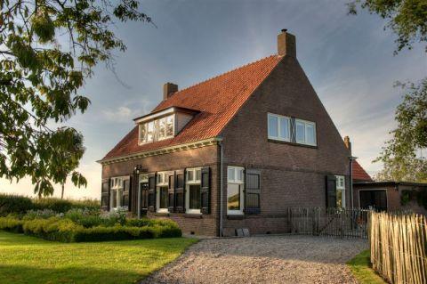 Foto 2: Vakantiehuis Statendijk 2a IJzendijke Zeeland