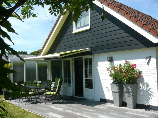 Foto 1: Vakantiehuis Hoogenboomlaan 7a-7 Renesse Zeeland
