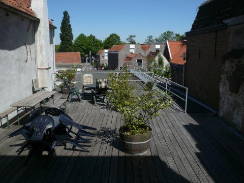 Foto 2: Vakantiehuis Hoge Molenstraat 14 Zierikzee Zeeland