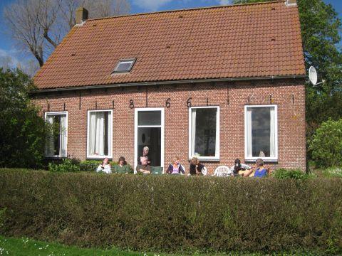 Foto 1: Vakantiehuis Zuidzandseweg 20A Cadzand Zeeland