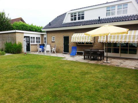 Foto 3: Vakantiehuis Roggebos 6 Burgh-Haamstede Zeeland