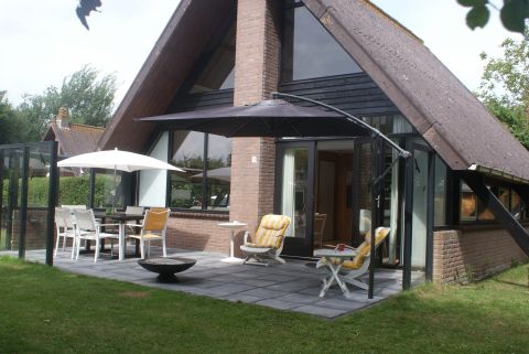 Foto 1: Vakantiehuis De Vlier 15 Nieuwvliet Zeeland