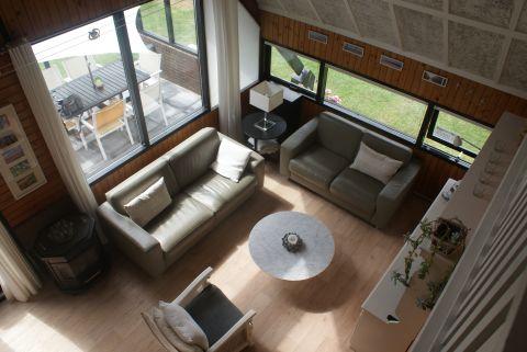 Foto 2: Vakantiehuis De Vlier 15 Nieuwvliet Zeeland