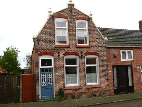 Foto 1: Vakantiehuis Molenstraat 47 Groede Zeeland