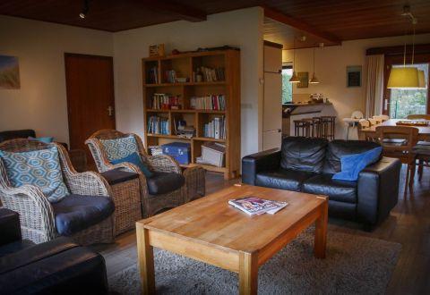 Foto 2: Vakantiehuis Roggebos 8 Burgh-Haamstede Zeeland