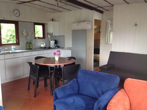 Foto 2: Vakantiehuis Hogeweg 96 Burgh-Haamstede Zeeland