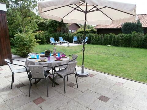 Foto 3: Vakantiehuis t Ongerepte 1 Renesse Zeeland