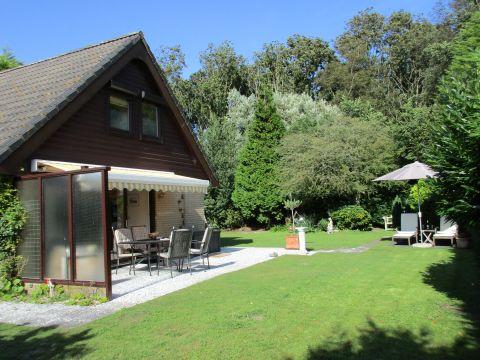 Foto 1: Vakantiehuis hoogenboomlaan 7a-9 Renesse Zeeland