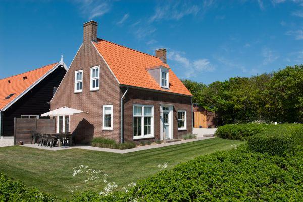 Foto 1: Vakantiehuis Trommelweg 2 Domburg Zeeland