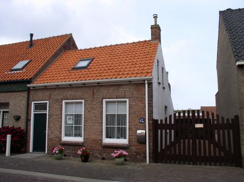 Foto 1: Vakantiehuis koestraat 44 Westkapelle Zeeland