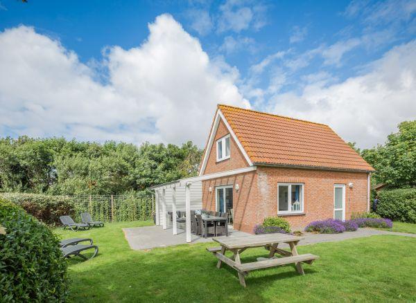 Foto 1: Vakantiehuis Trommelweg 6a Domburg Zeeland