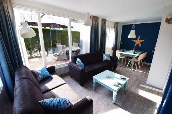 Foto 3: Vakantiehuis Noordendolfer 2B Zoutelande Zeeland