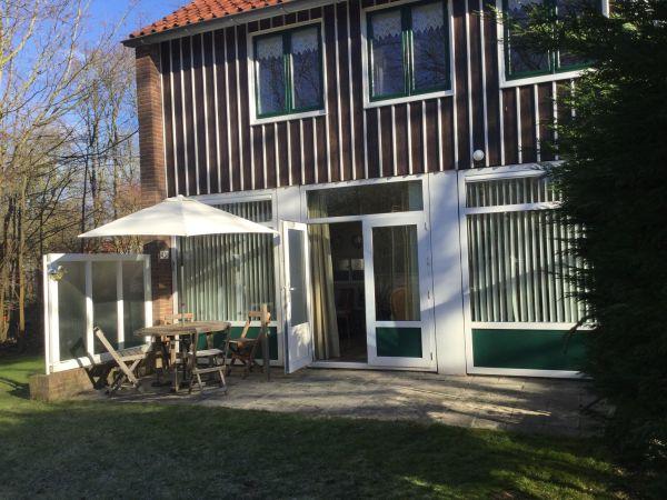 Foto 1: Vakantiehuis Vebenabos 43b Koudekerke-Dishoek Zeeland