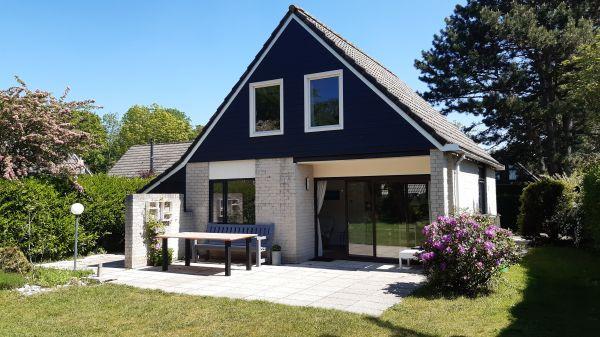 Foto 1: Vakantiehuis Hogeweg 50A - 25 Burgh-Haamstede Zeeland