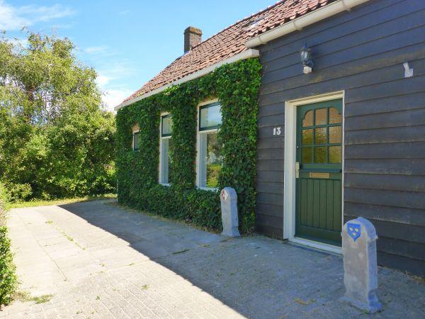 Foto 1: Vakantiehuis Vlasstraat 13 Serooskerke Zeeland