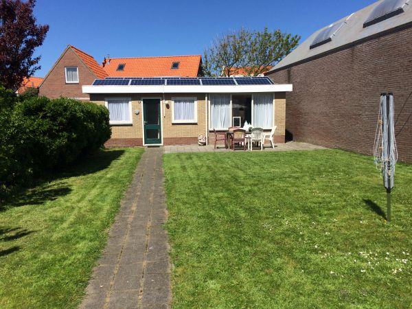 Foto 1: Vakantiehuis Zuidstraat 31b Westkapelle Zeeland