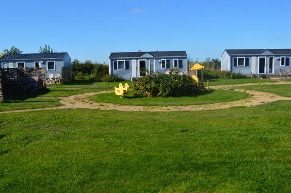 Foto 2: Vakantiehuis Chalet de Kluithoek 2 Meliskerke Zeeland