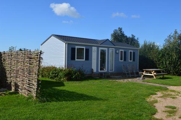 Foto 3: Vakantiehuis Chalet de Kluithoek 2 Meliskerke Zeeland