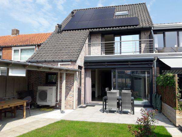 Foto 1: Vakantiehuis Zandstraat 11A Oostburg Zeeland