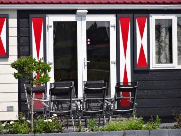 Foto 1: Vakantiehuis Gapingseweg 5 Serooskerke Zeeland