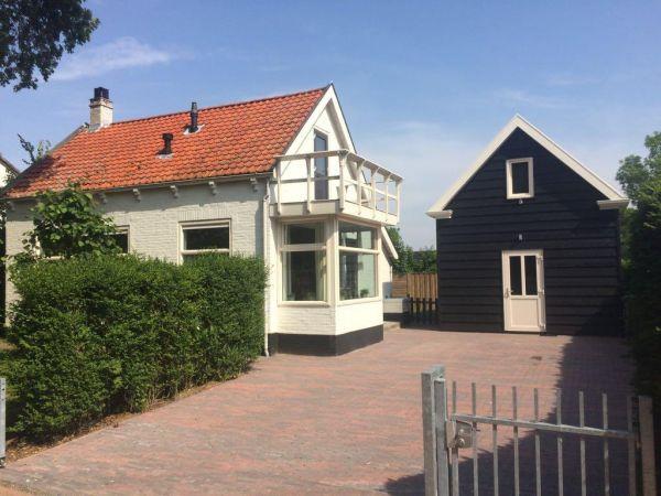 Foto 1: Vakantiehuis Lageweg 13 Burgh-Haamstede Zeeland