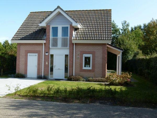 Foto 1: Vakantiehuis Strandlaan 22 Kamperland Zeeland