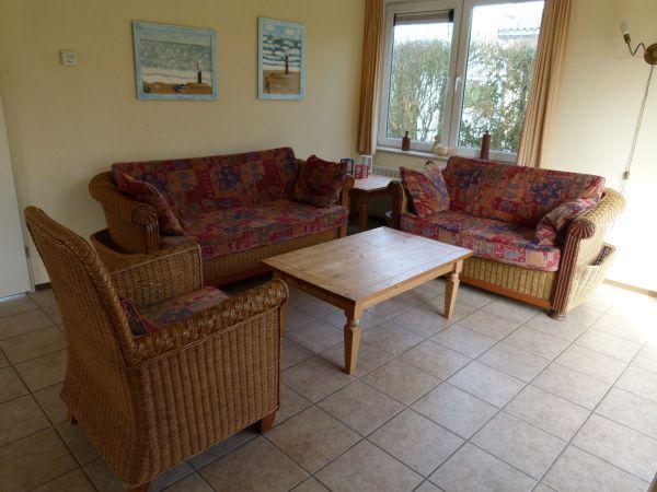 Foto 3: Vakantiehuis Strandlaan 22 Kamperland Zeeland