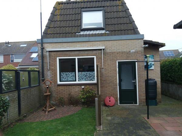 Foto 1: Vakantiehuis Torenstraat 49 Westkapelle Zeeland