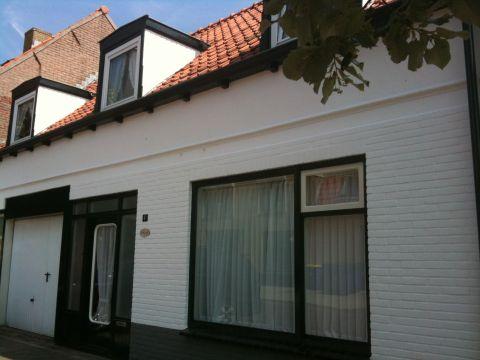 Foto 1: Vakantiehuis Schuitvlotstraat 1 Groede Zeeland