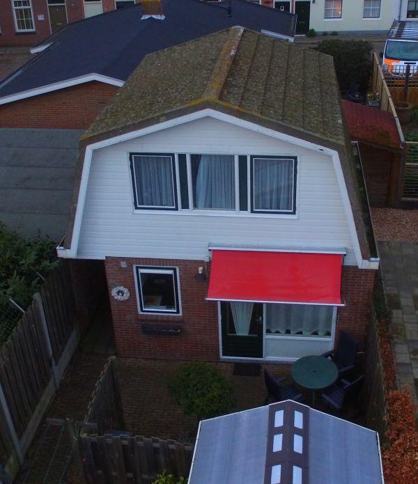 Foto 1: Vakantiehuis Wijngaardstraat 7A Domburg Zeeland