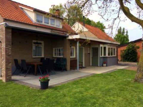 Foto 1: Vakantiehuis Campensedijk 68 Vogelwaarde Zeeland