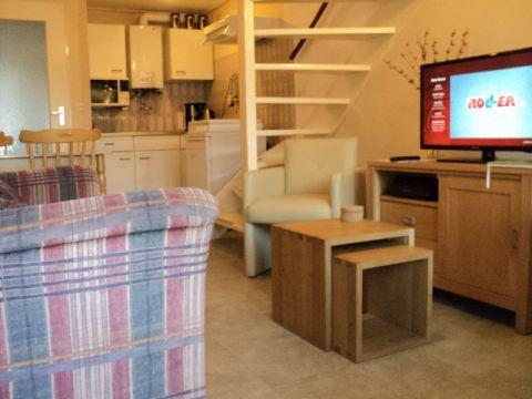 Foto 2: Vakantiehuis J.W.Schuurmanstraat 112 A Domburg Zeeland