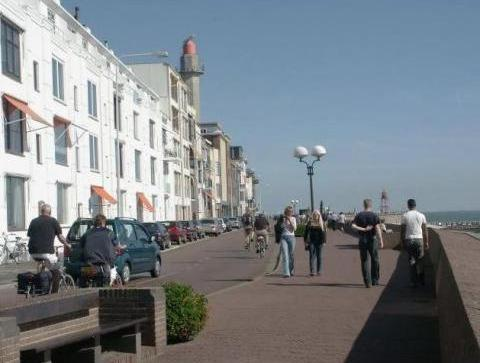Foto 1: Vakantiehuis Boulevard de Ruyter 80 Vlissingen Zeeland