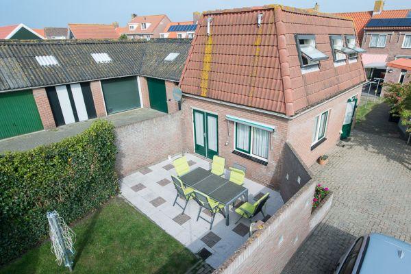 Foto 1: Vakantiehuis Noordstraat 42B Westkapelle Zeeland