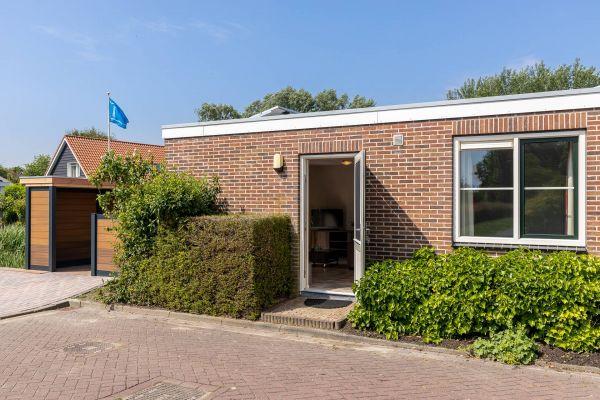 Foto 1: Vakantiehuis Brouwersbuurt 20 Domburg Zeeland