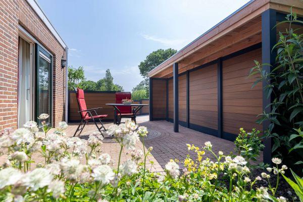 Foto 3: Vakantiehuis Brouwersbuurt 20 Domburg Zeeland