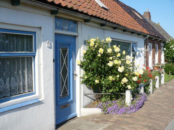 Foto 1: Vakantiehuis Kaaidijk 3 Wolphaartsdijk-Oud-Sabbinge Zeeland