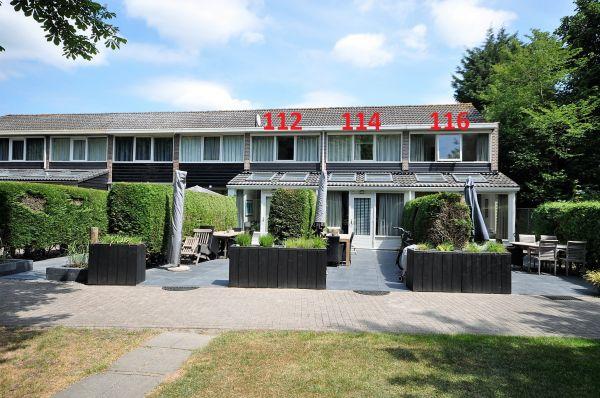 Foto 1: Vakantiehuis Valkenisseweg 112-1 Groot-Valkenisse Zeeland