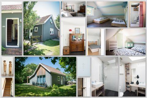 Foto 1: Vakantiehuis Larixweg 3 Burgh-Haamstede Zeeland